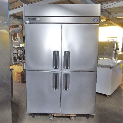 【中古】縦型冷蔵庫 パナソニック(Panasonic) SSR-J1283VSA 幅1200×奥行800×高さ1950 三相200V 【送料別途見積】【業務用】【厨房機器】
