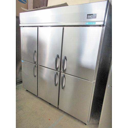 【中古】冷凍冷蔵庫 ダイワ冷機 673S2 幅1800×奥行800×高さ1905 三相200V 【送料別途見積】【業務用】【厨房機器】