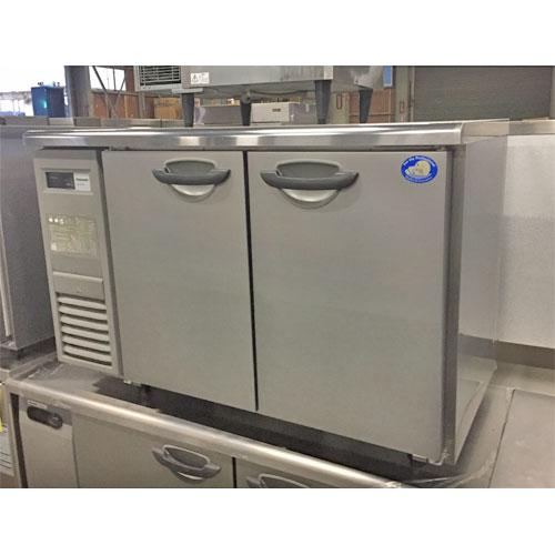【中古】冷蔵コールドテーブル パナソニック(Panasonic) SUR-H1261SA 幅1200×奥行600×高さ800 【送料別途見積】【業務用】【厨房機器】