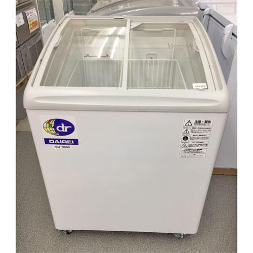 【中古】冷凍ショーケース ダイレイ RIO-68SS 幅680×奥行650×高さ880 【送料別途見積】【業務用】【厨房機器】