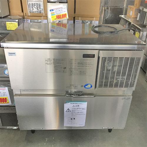 【中古】製氷機 パナソニック(Panasonic) SIM-S241NB 幅1087×奥行741×高さ1080 三相200V 【送料別途見積】【業務用】【厨房機器】