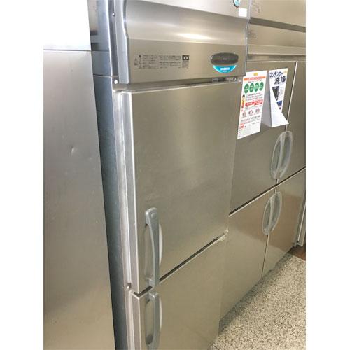 【中古】冷蔵庫 ホシザキ HR-63X3 幅630×奥行800×高さ1890 三相200V 【送料別途見積】【業務用】【厨房機器】