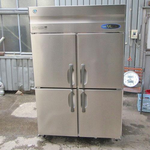 【中古】縦型冷蔵庫 ホシザキ HR-120Z3-ML 幅1200×奥行650×高さ1880 三相200V 【送料別途見積】【業務用】