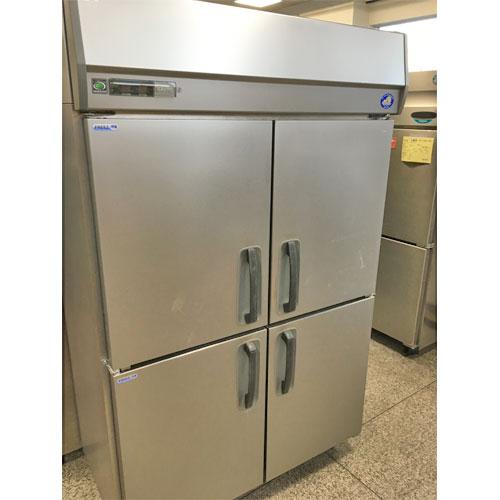 【中古】冷凍冷蔵庫 パナソニック(Panasonic) SRR-J1261C2V 幅1200×奥行650×高さ1950 三相200V 【送料別途見積】【業務用】【厨房機器】