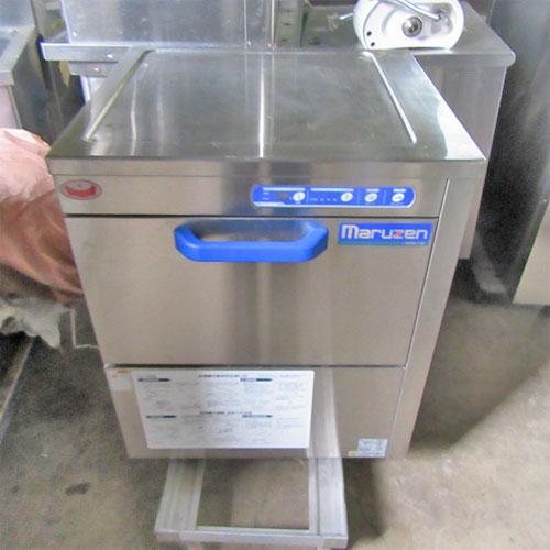 【中古】食器洗浄機 マルゼン MDKLTB7 幅650×奥行600×高さ800 三相200V 【送料無料】【業務用】