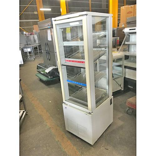 【中古】冷温蔵ショーケース サンデン SPAS-H521X-C 幅500×奥行600×高さ1615 【送料無料】【業務用】【厨房機器】