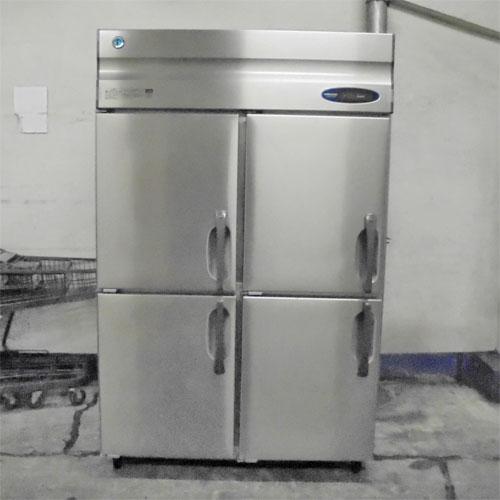【中古】4ドア 冷凍庫 ホシザキ HF-120Z3 幅1200×奥行800×高さ1890 三相200V 【送料別途見積】【業務用】