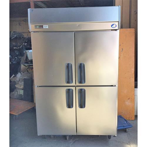 【中古】冷蔵庫 パナソニック(Panasonic) SRR-J1283VSA 幅1200×奥行800×高さ1930 三相200V 【送料無料】【業務用】【厨房機器】