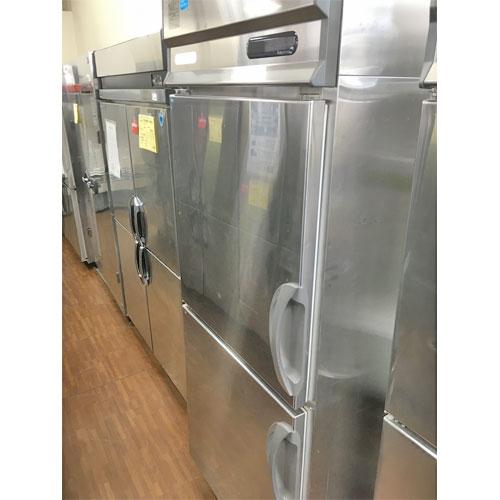 【中古】冷蔵庫 フクシマガリレイ(福島工業) URD-50RMTA1 幅750×奥行800×高さ1950 三相200V 【送料別途見積】【業務用】