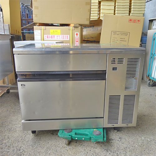 【中古】製氷機 ホシザキ IM-95TM-21 幅1000×奥行600×高さ800 【送料別途見積】【業務用】