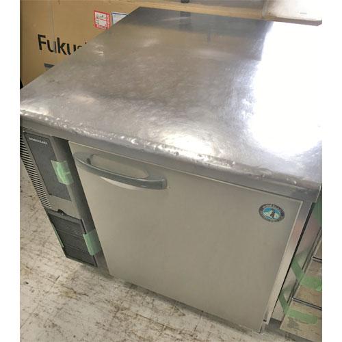 【中古】冷凍コールドテーブル ホシザキ FT-80SDE 幅800×奥行800×高さ800 【送料別途見積】【業務用】【厨房機器】