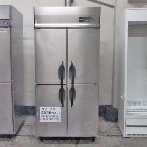 【中古】4ドア 冷蔵庫 ダイワ 313CD-NP-EC 幅900×奥行800×高さ1895 三相200V 【送料別途見積】【業務用】
