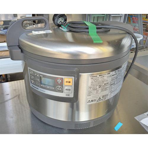 【中古】炊飯器 パナソニック(Panasonic) SR-PGB54AP 幅502×奥行429×高さ390 三相200V 【送料別途見積】【業務用】【厨房機器】