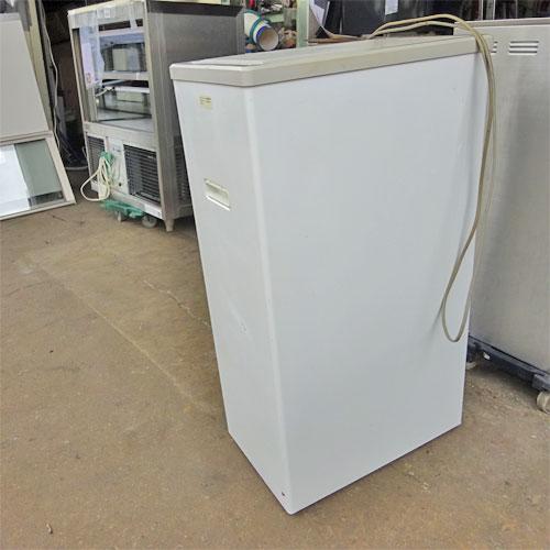 【中古】冷凍ストッカー サンデン PF-057X-B 幅490×奥行310×高さ865 【送料別途見積】【業務用】