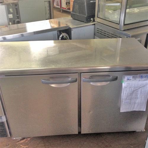 【中古】冷蔵コールドテーブル ホシザキ RT-150SNE 幅1500×奥行600×高さ800 【送料無料】【業務用】【厨房機器】