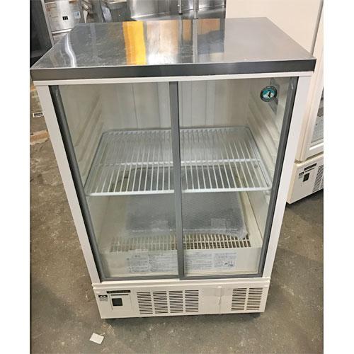 【中古】冷蔵ショーケース ホシザキ SSB-63CTL1 幅630×奥行450×高さ1050 【送料無料】【業務用】