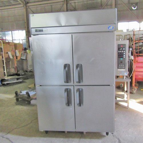 【中古】冷凍庫 パナソニック(Panasonic) SRF-J1283VSA 幅1200×奥行800×高さ1950 三相200V 【送料別途見積】【業務用】