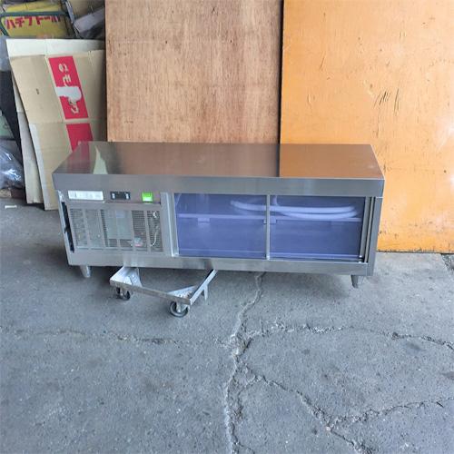 【中古】冷蔵ショーケース ビーエム N-120(L) 幅1200×奥行350×高さ500 【送料無料】【業務用】
