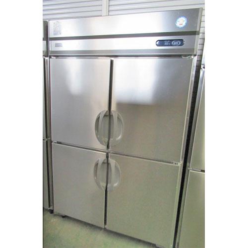 【中古】冷凍庫 福島工業(フクシマ) ARN-124FMD-F 幅1200×奥行650×高さ1950 三相200V 【送料別途見積】【業務用】【厨房機器】