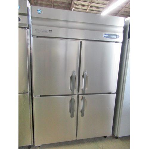 【中古】冷凍庫 ホシザキ HF-120ZT3 幅1200×奥行650×高さ1890 三相200V 【送料別途見積】【業務用】【厨房機器】