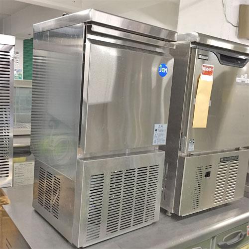 【中古】製氷機 ジェーシーエム JCMI-25 幅397×奥行450×高さ800 【送料無料】【業務用】【厨房機器】