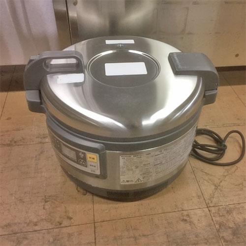 【中古】IH炊飯器2升 パナソニック(Panasonic) SR-PGB36P 幅500×奥行430×高さ300 【送料無料】【業務用】【厨房機器】