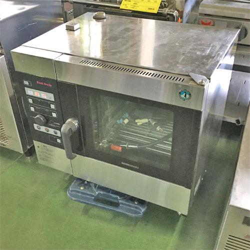 【中古】スチームコンベクションオーブン ホシザキ MIC-5TA3 幅750×奥行560×高さ670 三相200V 【送料別途見積】【業務用】