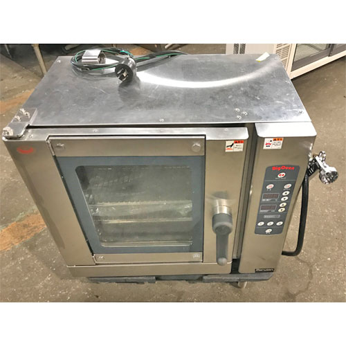 【中古】ビッグオーブン マルゼン MCOE-074B 幅690×奥行450×高さ600 三相200V 【送料無料】【業務用】【厨房機器】