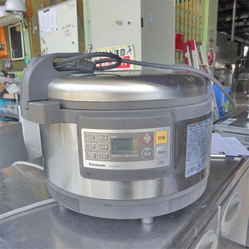 【中古】IH炊飯器 パナソニック(Panasonic) SR-PGB36P 幅430×奥行500×高さ340 【送料別途見積】【業務用】【厨房機器】