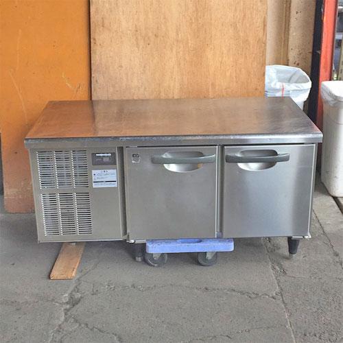 【中古】低冷蔵コールドテーブル ホシザキ RL-120SNC 幅1200×奥行600×高さ650 【送料別途見積】【業務用】