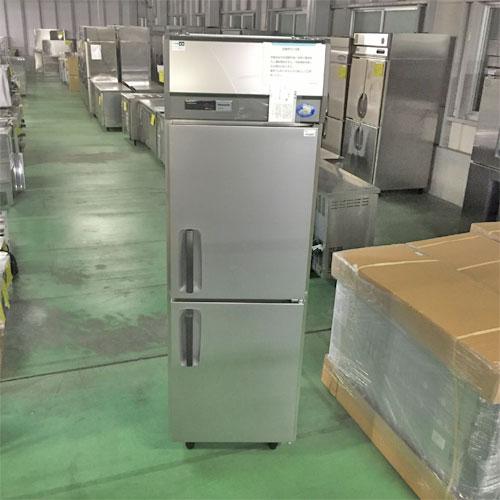 【中古】縦型冷蔵庫 パナソニック(Panasonic) SRR-K661 幅615×奥行650×高さ1950 【送料別途見積】【未使用品】【業務用】【厨房機器】
