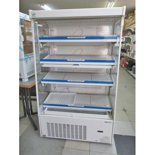 【中古】多段冷温蔵ショーケース パナソニック(Panasonic) SAR-346CHVB 幅900×奥行600×高さ1495 【送料別途見積】【業務用】【厨房機器】