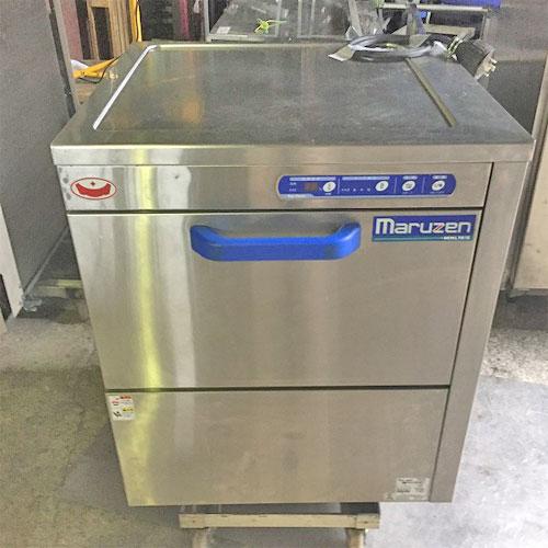 【中古】食器洗浄機 マルゼン MDKLTB7E 幅650×奥行600×高さ800 三相200V 【送料別途見積】【業務用】