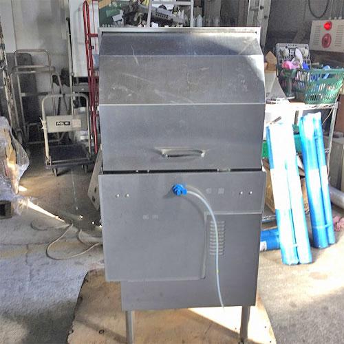【中古】食器洗浄機 日本洗浄機 SD62SA 幅600×奥行600×高さ1280 【送料別途見積】【業務用】
