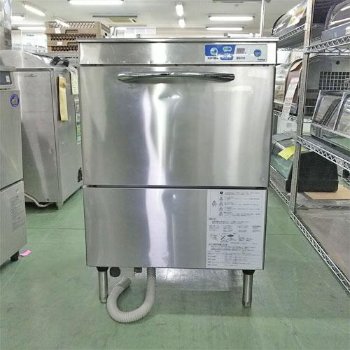 【中古】食器洗浄機 大和冷機 DDW-UE403 幅600×奥行600×高さ800 三相200V 50Hz専用 【送料別途見積】【業務用】