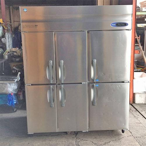 【中古】冷凍冷蔵庫 ホシザキ HRF-150ZF-6D 幅1500×奥行800×高さ1885 【送料別途見積】【業務用】