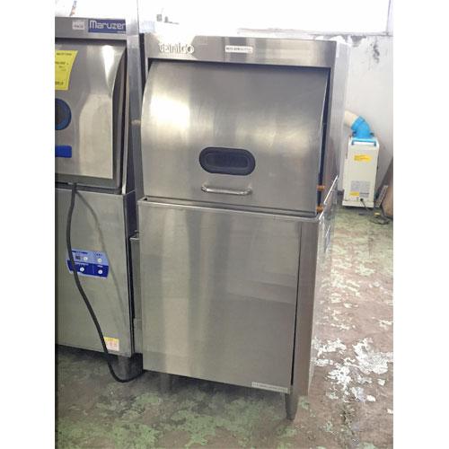 【中古】食器洗浄機 タニコー TDW-40G3NL 幅680×奥行630×高さ1455 三相200V 50Hz専用 都市ガス 【送料別途見積】【業務用】
