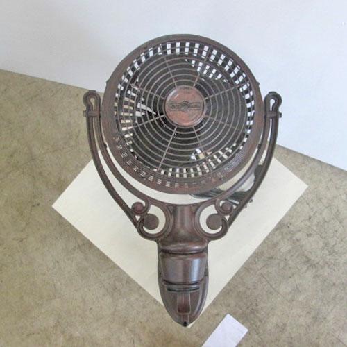 【中古】アンティーク 扇風機 FANIMATION OLDHABANA 幅480×奥行240×高さ760 【送料別途見積】【業務用】