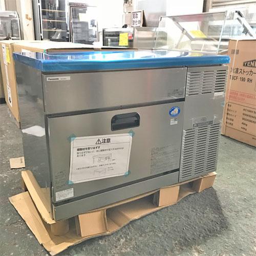 【中古】製氷機 85kg パナソニック(Panasonic) SIM-DS85U 幅1004×奥行600×高さ800 【送料別途見積】【未使用品】【業務用】
