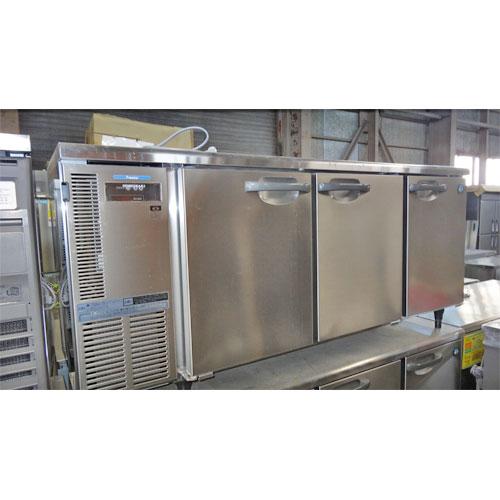 【中古】冷凍コールドテーブル ホシザキ FT-180SNE 幅1800×奥行600×高さ800 【送料別途見積】【業務用】【厨房機器】