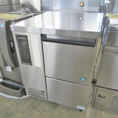 【中古】チップアイス製氷機 ホシザキ CM-120K-MS 幅600×奥行650×高さ800 【送料別途見積】【業務用】【厨房機器】