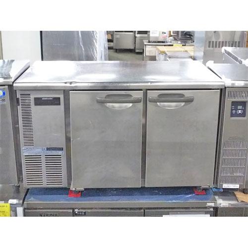【中古】冷凍冷蔵コールドテーブル ホシザキ RFT-120SNE 幅1200×奥行600×高さ800 【送料別途見積】【業務用】【厨房機器】