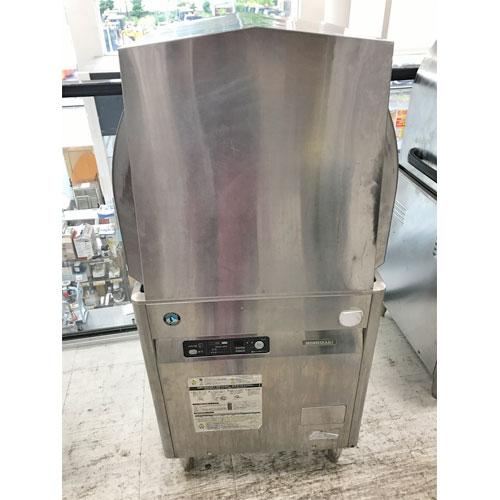 【中古】食器洗浄機 ホシザキ JWE-450WUA3 幅600×奥行650×高さ1350 三相200V 【送料別途見積】【業務用】