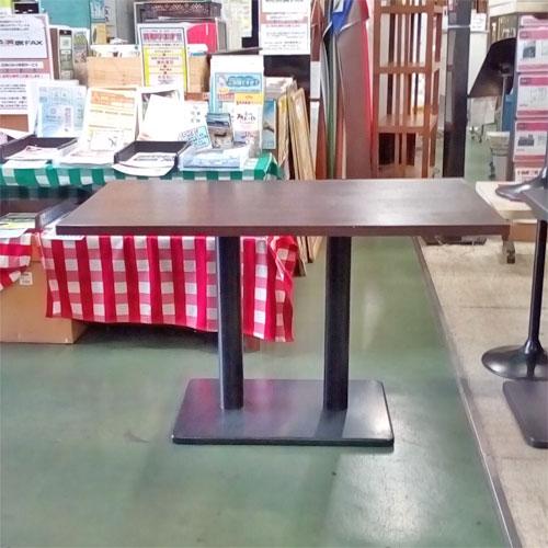 【中古】テーブル 幅1200×奥行700×高さ710 【送料別途見積】【業務用】