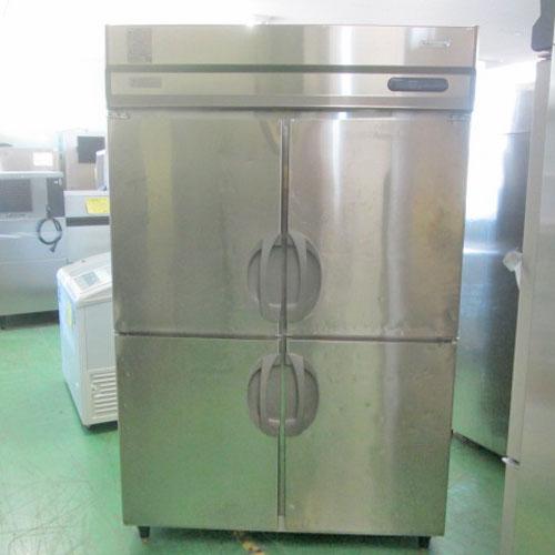 【中古】超厚型冷凍庫 福島工業(フクシマ) URW-124FMD3 幅1200×奥行950×高さ1980 三相200V 【送料別途見積】【業務用】【厨房機器】
