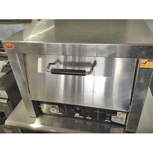 【中古】ピザオーブン マルゼン MPO-B066T 幅560×奥行585×高さ450 【送料無料】【業務用】【厨房機器】