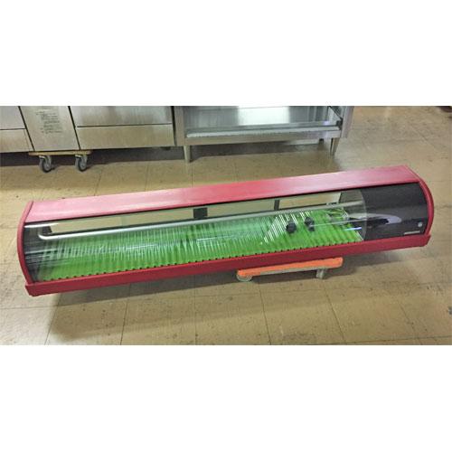 【中古】冷蔵ネタケース ホシザキ HNC-180B-R-B 幅1800×奥行350×高さ270 【送料無料】【業務用】