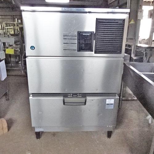 【中古】製氷機(ハーフサイズ) ホシザキ IM-90DM-21 幅940×奥行560×高さ990 【送料別途見積】【業務用】【厨房機器】