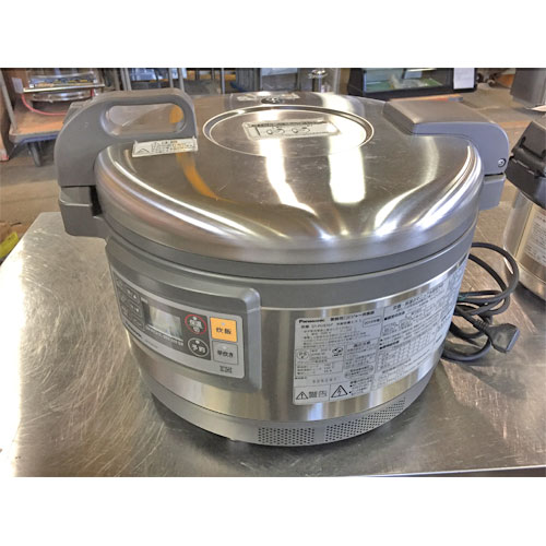 【中古】IH炊飯器 パナソニック(Panasonic) SR-PGB69P 幅502×奥行429×高さ344 【送料無料】【業務用】