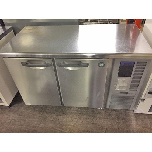 【中古】冷蔵コールドテーブル ホシザキ RT-120SNF-RML 幅1200×奥行600×高さ800 【送料無料】【業務用】